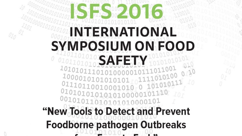 ASPROCER patrocina 1er International Symposium on Food Safety (ISFS)