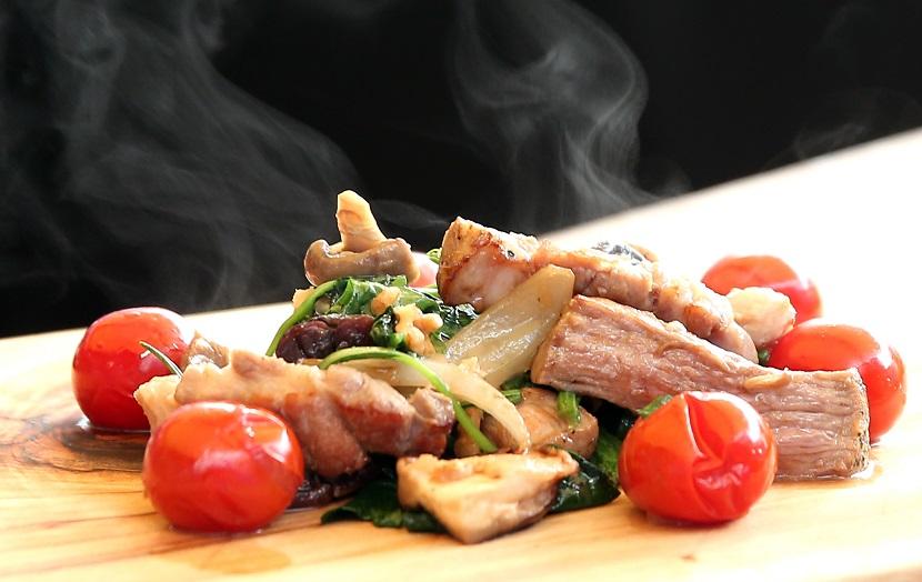 Las carne de cerdo ChilePork es muy valorada en el mercado coreano por su sabor, textura, color, terneza y versatilidad.