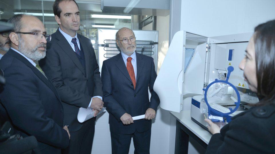 SAG adquirió equipo de avanzada tecnología para enfrentar emergencias zoosanitarias