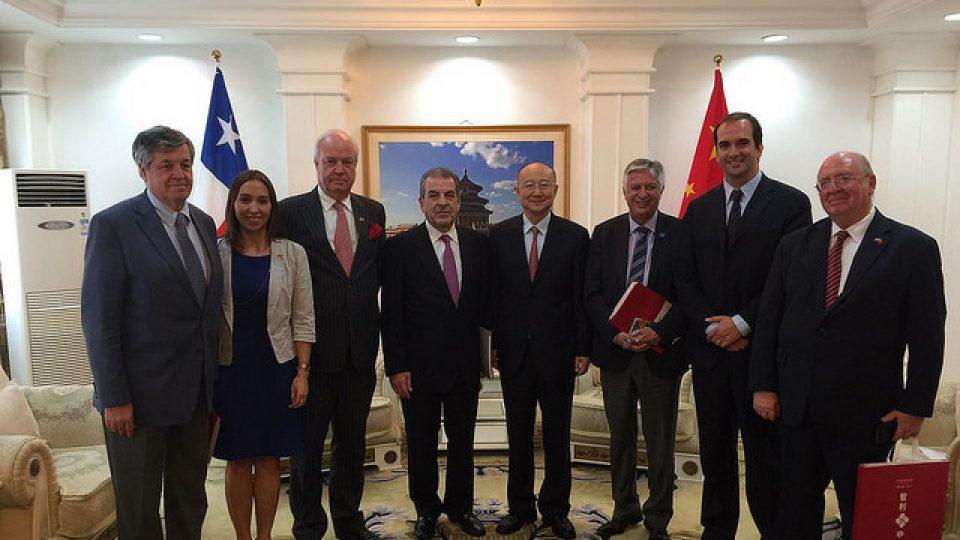 ChilePork participa en reunión con la máxima autoridad sanitaria china (AQSIQ)