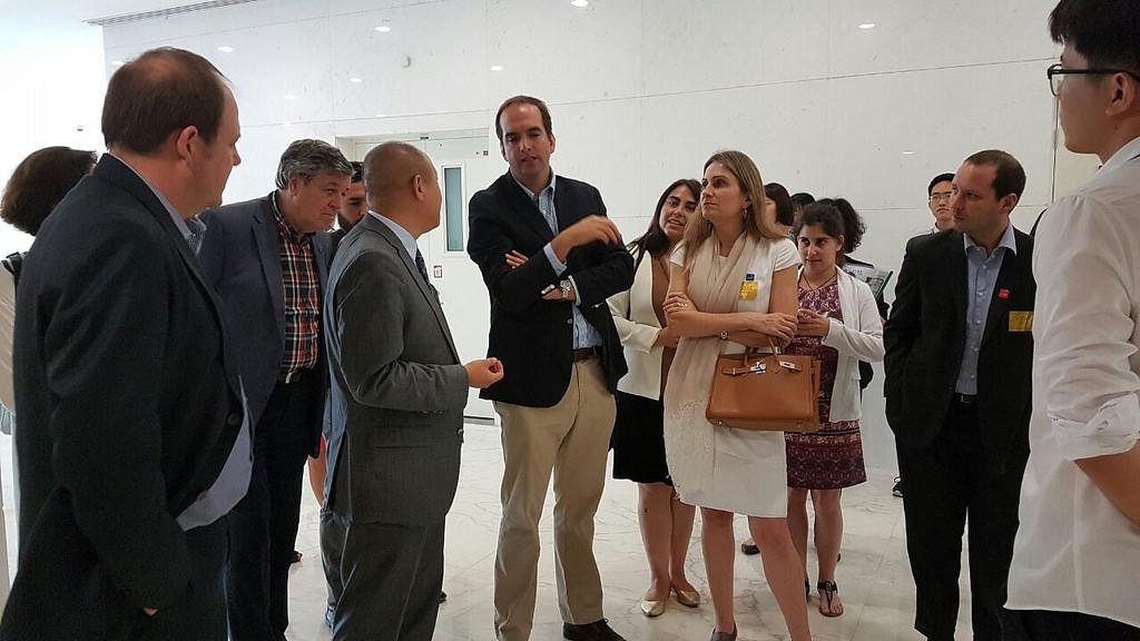 ChilePork integró la delegación Chile Week que recorrió las instalaciones de la empresa JD Corporate, líder en comercio electrónico en la nación asiática.