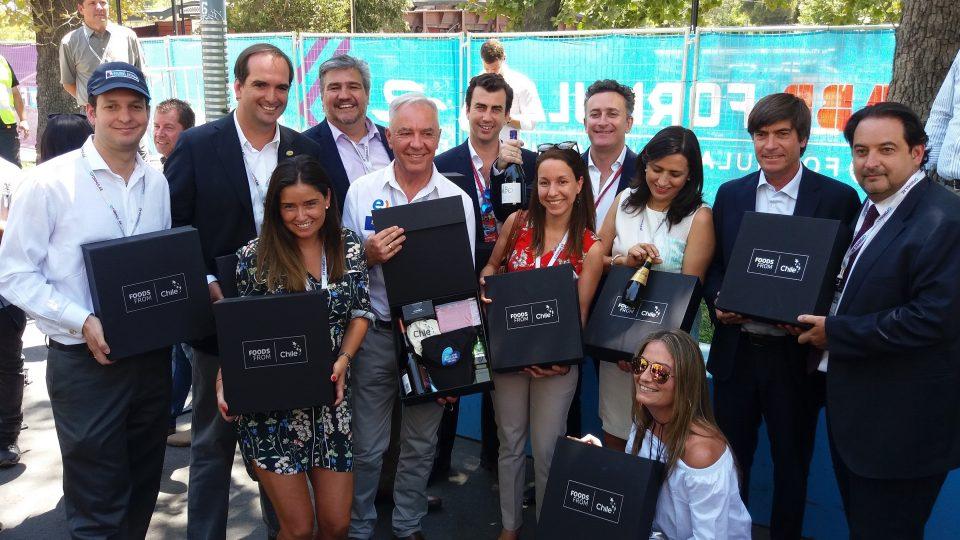 ChilePork preocupado por el medioambiente, participa en la Fórmula E