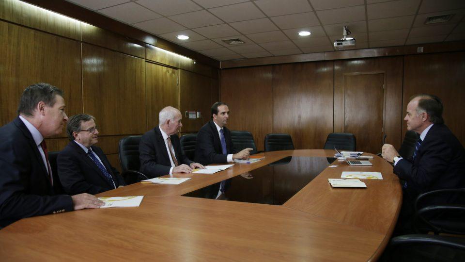 Asprocer concretó su primera reunión con el nuevo Ministro de Agricultura