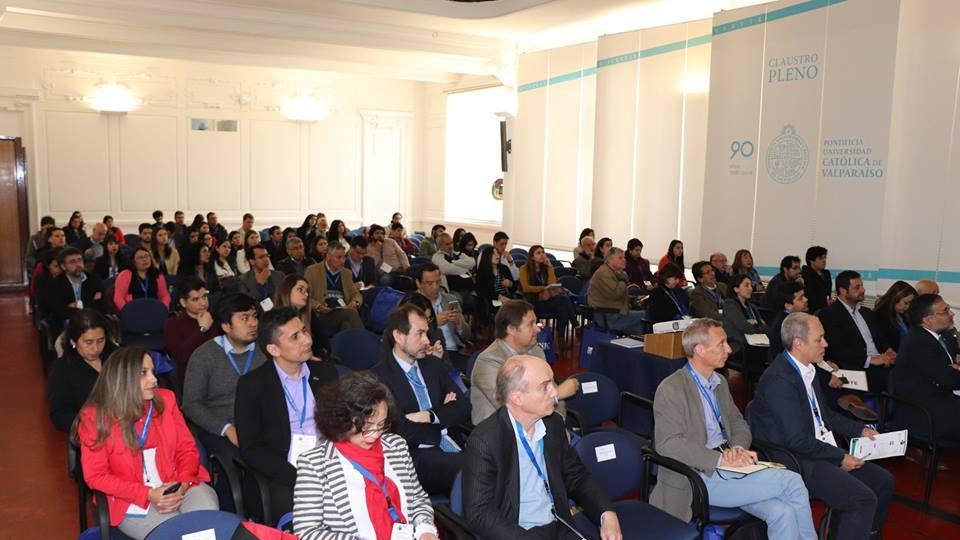 Asprocer participa en 8vo Foro Nacional de Biotecnología e Innovación de la PUCV