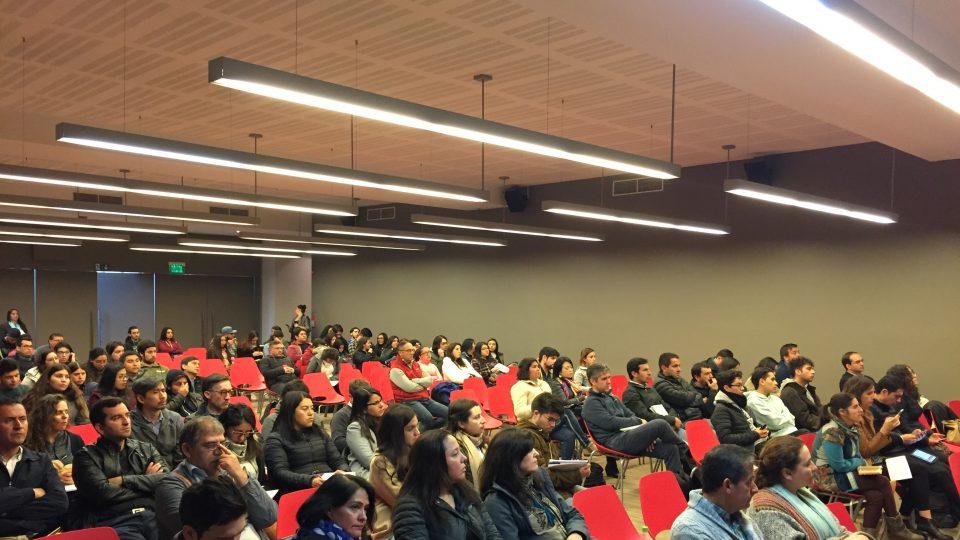 Ante un centenar de asistentes se desarrolló exitoso taller sobre purines y biodigestatos