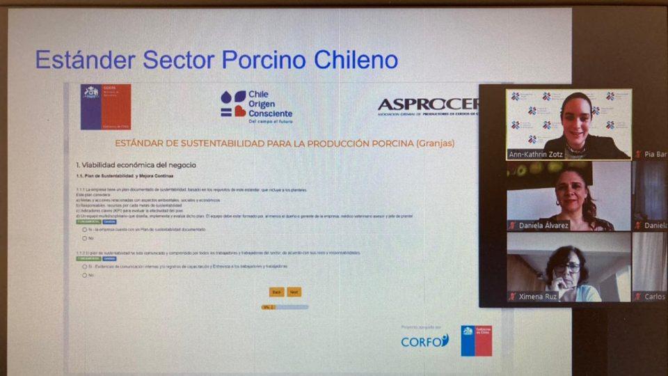 """Lanzamiento piloto programa """"Chile Origen Consciente"""""""