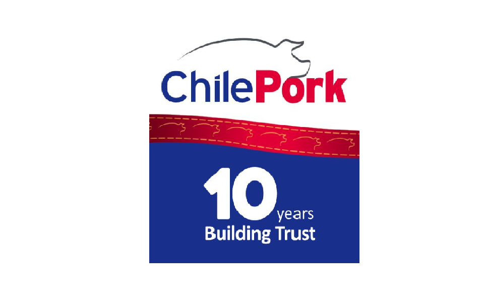 Chilean pork exporters have celebrated 10 years of ChilePork in Asia