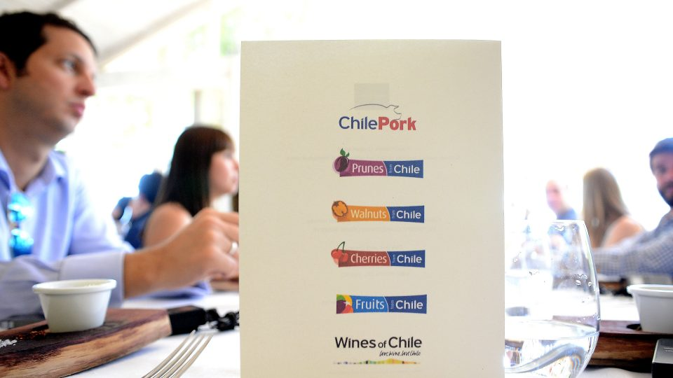 South Korean journalists experience the quality and versatility of Chilean food products
